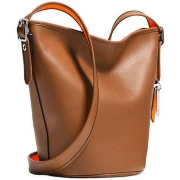 Coach Handbags - C.O.A.C.H. Mini Duffle Crossbody Bag